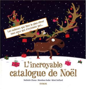 L'INCROYABLE CATALOGUE DE NOEL
